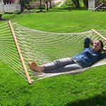 Make a classic rope hammock
