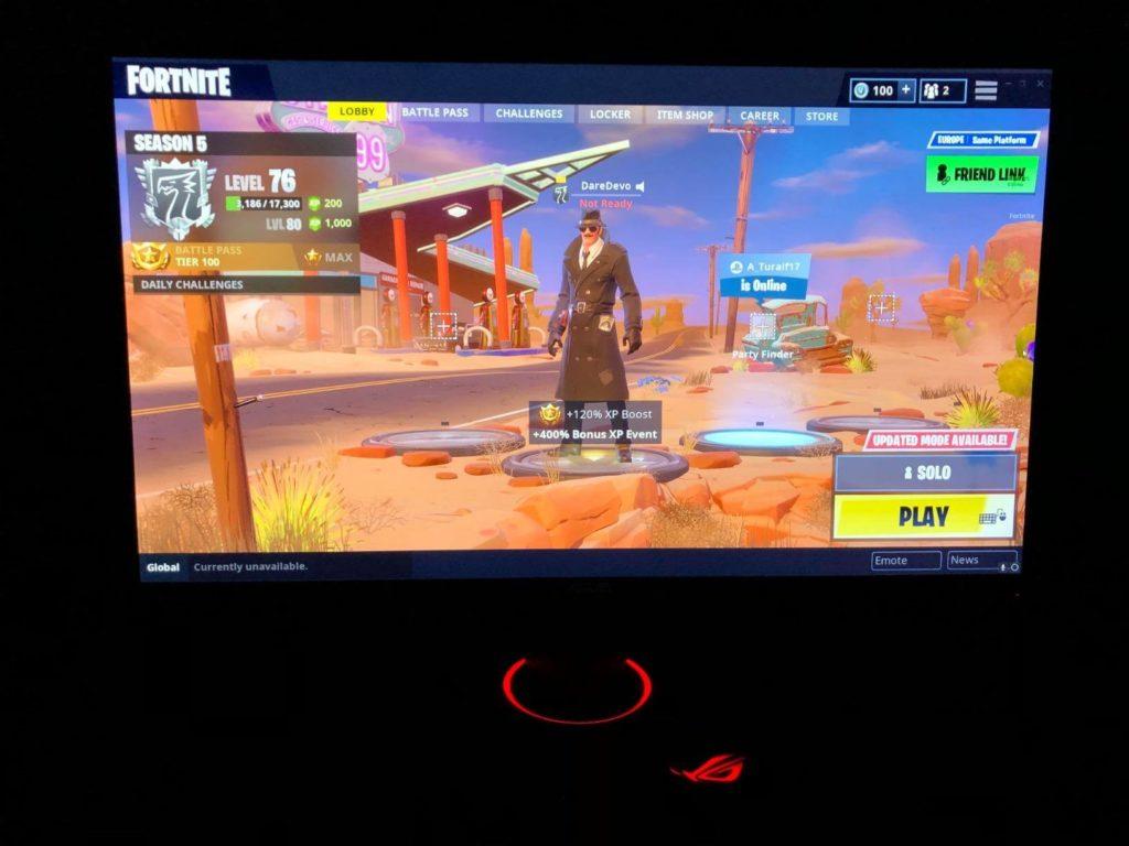 """ASUS ROG PG279Q 27"""" Gaming Monitor"""