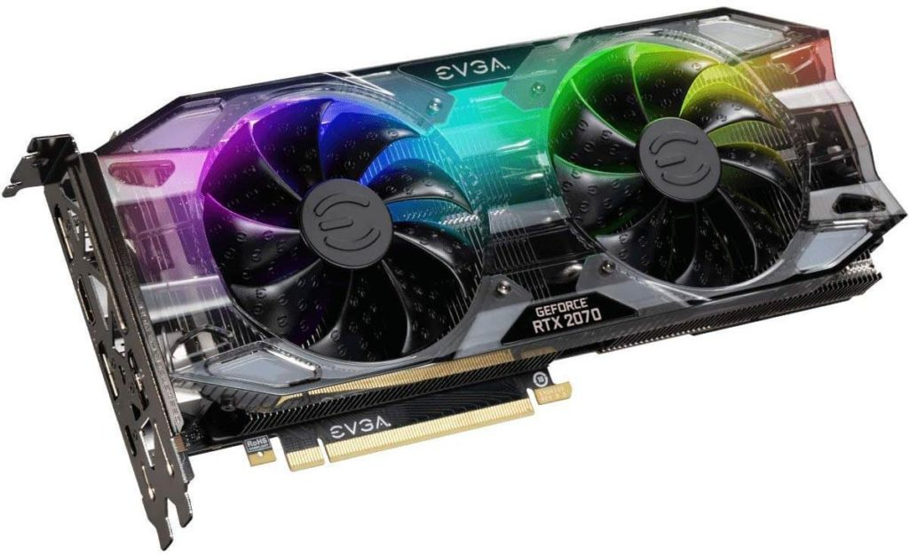 EVGA GeForce RTX 2070 XC Gaming