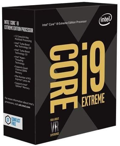 Intel Core i9 i9-7980XE Octadeca-core