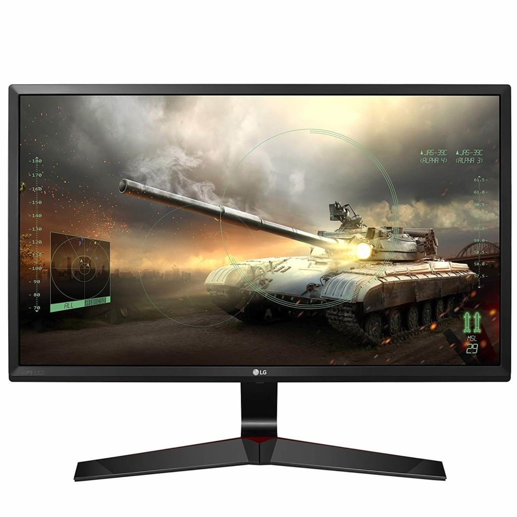 LG 24MP59G-P 24-Inch Gaming Monitor with FreeSync
